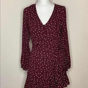 Abercrombie and Fitch NWT Small Long Sleeve Dress